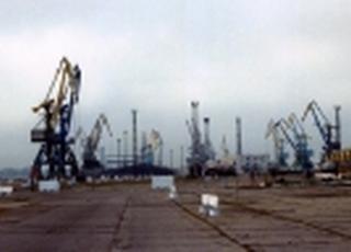 В Ренийском порту строят зернохранилище на 8 тыс. т