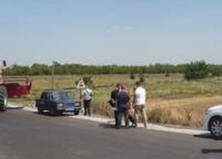 На Запоріжжі поліція попередила спробу рейдерського захоплення урожаю